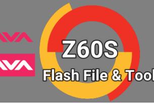 Lava Z60s Flash File