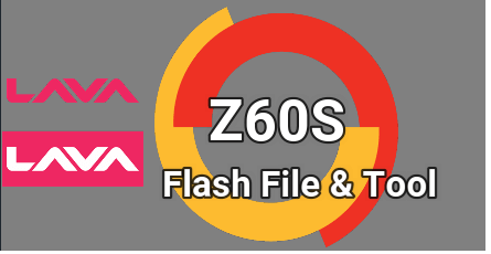 Lava Z60s Flash File