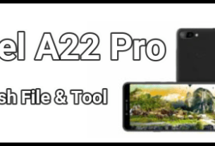 Itel A22 Pro Flash File