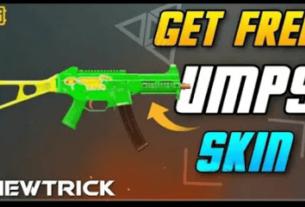 Free UMP9 Skin