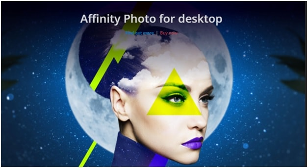 Affinity Photo photoshop alternative