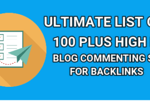 High DA Blog Commenting Sites