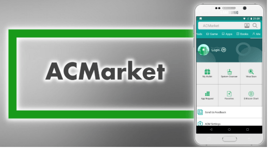 AcMarket App For Android