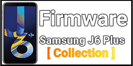 Samsung J6 Plus Stock ROM