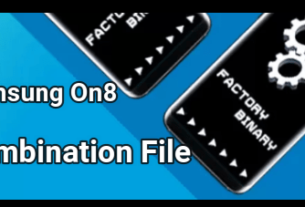 Samsung On8 Combination File