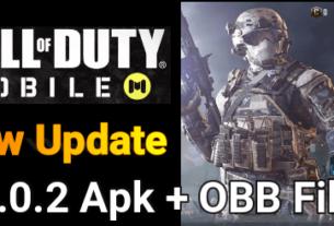 Call Of Duty Mobile v1.0.2