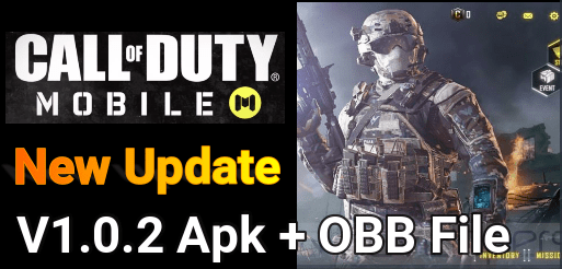 Call Of Duty Mobile v1.0.2