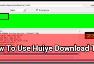 How To Use Huiye Download Tool