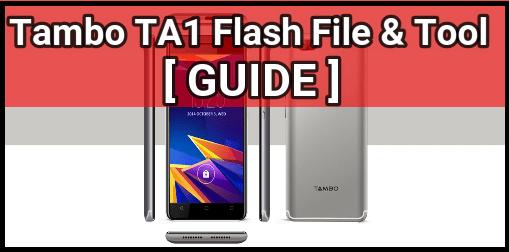 Tambo TA1 Flash File