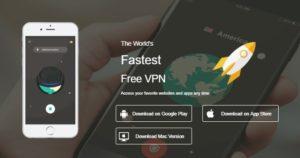 VPN Proxy Master App