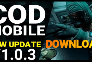 Download Call Of Duty Mobile 1.0.3 APK + OBB File