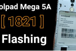 Flash Coolpad Mega 5A 1821