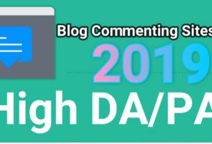 blog commenting sites 2019