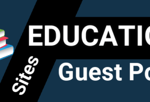 Education Blogs That Accept Guest Posts