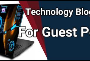 Tech Blogs That Accept Guest Posts