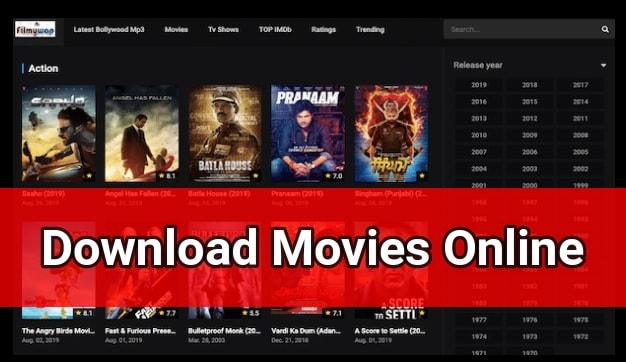 download movies filmywap 2019