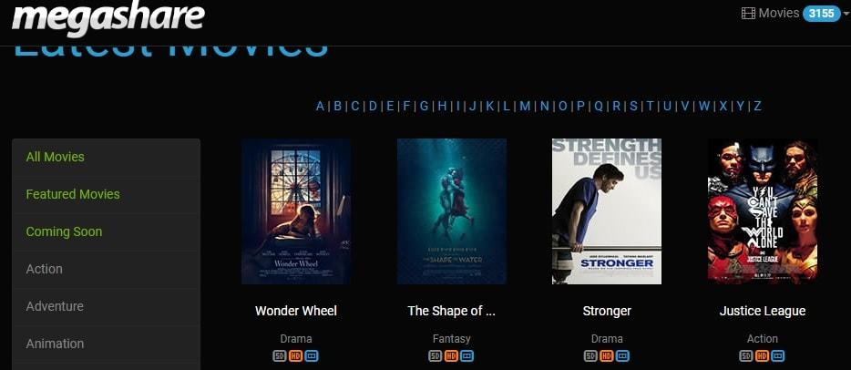 mesgashare movie site