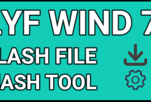 Lyf Wind 7 Flash File