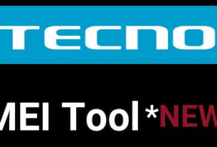 Tecno IMEI Repair Tool