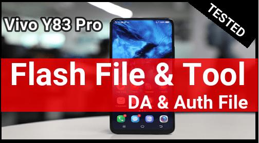 Flash Vivo Y83 Pro