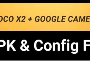 Google Camera 7.2.010 For Poco X2