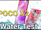 Poco X2 Waterproof Rating