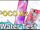 Poco X2 Waterproof Rating