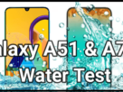 Is Samsung Galaxy A51 And A71 Waterproof