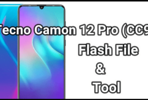 Tecno CC9 Pro Flash File