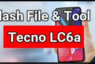 Tecno LC6a Flash File