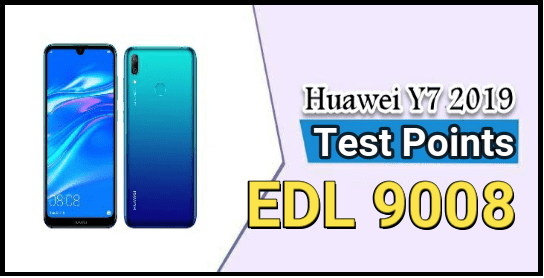 Reboot Huawei Y7 Prime DUB-LX1 Into EDL Mode