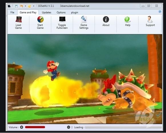 R4 3DS Emulator pc