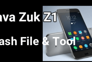 Lenovo Zuk Z1 Flash File