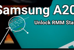 Bypass RMM State On Samsung Galaxy A20s