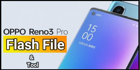 Oppo Reno3 pro Flash File