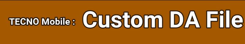 ecno custom da file