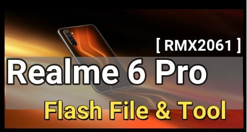 Realme 6 Pro RMX2061 Flash File