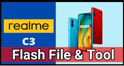 Realme C3 RMX2020 Flash File