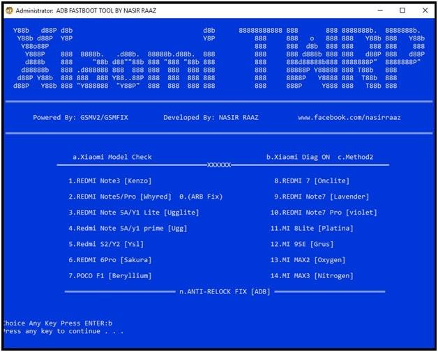 xiaomi twrp tool kit