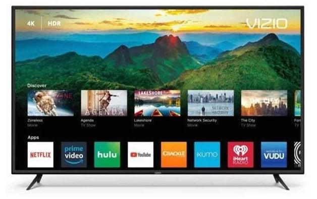 add apps on vizio smart tv
