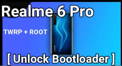 root realme 6 pro