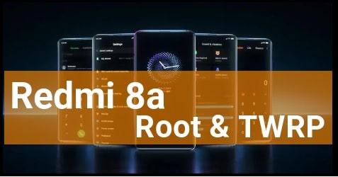 Root Redmi 8A