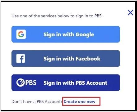 create pbs network