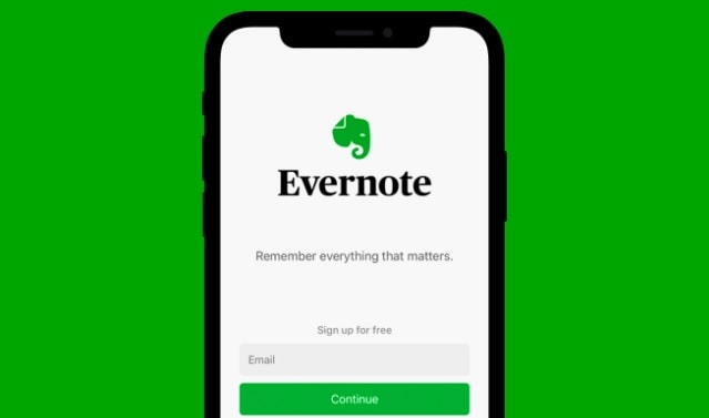 evernote app for android mobile