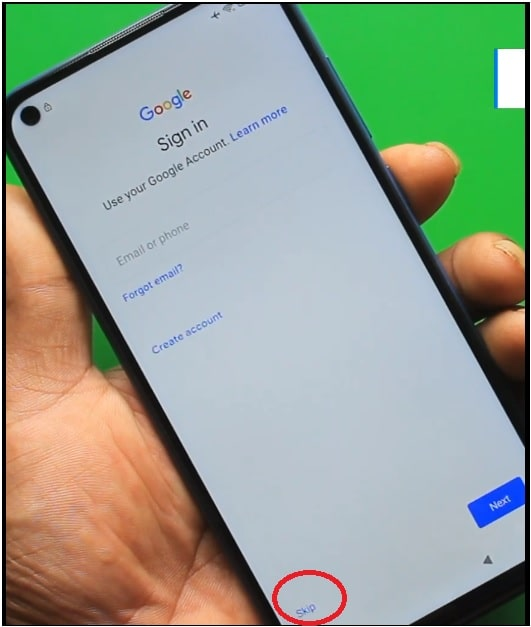 redmi note 9 google account verification remove