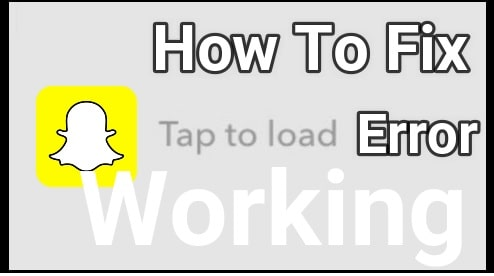 Snapchat Loading Screen
