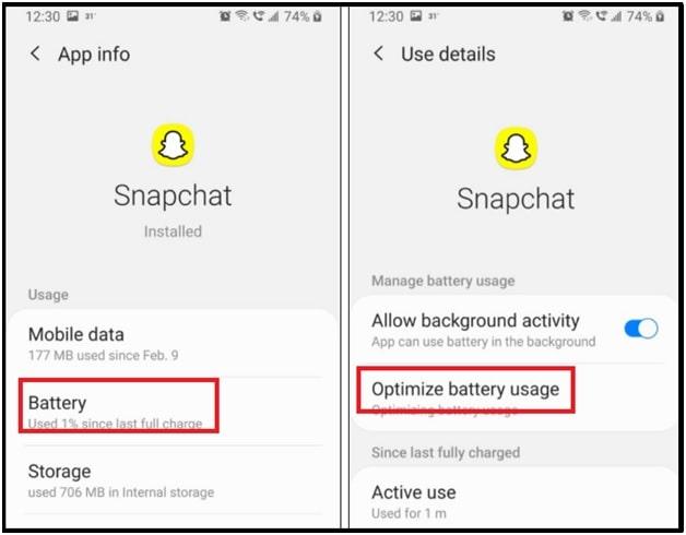 Stuck On Snapchat Loading Screen