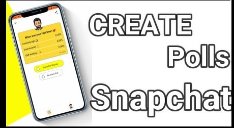 Create Poll On Snapchat