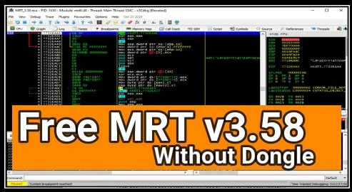 Free MRT v3.58 Without Dongle