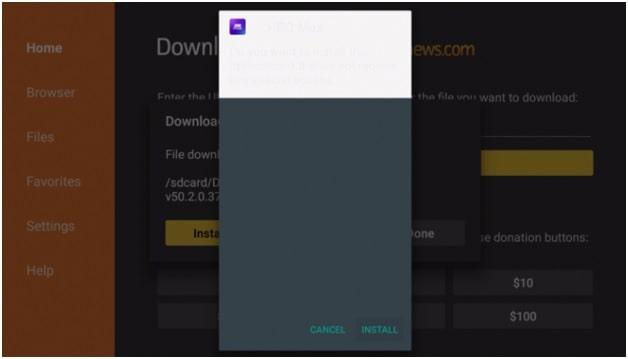 install HBO MAX FireStick app firestick